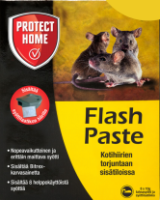 FLASH PASTE HIIRILLE HIIRENMYRKKY 8X10G