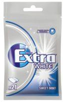 EXTRA PURKKA WHITE SWEET MINT 25 KPL