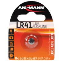 ANSMANN LR41 AG3 LR736 1,5V