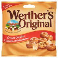 WERTHERS ORIGINAL CREAM CANDIES 90G