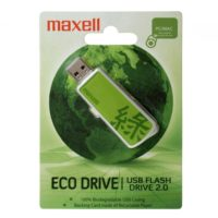 MAXELL ECO DRIVE USB 2.0 MUISTITIKKU 32GB