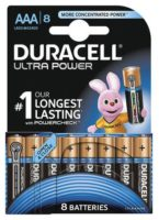 DURACELL ULTRA POWER PARISTO AAA 8-PACK