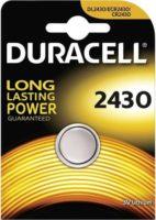 DURACELL LONG LIFE 3V 2430