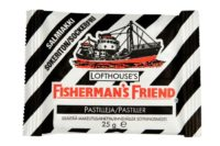 FISHERMANS FRIEND SALMIAKKI PASTILLI 25G