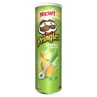 PRINGLES SPRING ONION 190G