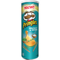 PRINGLES SEA SALT & HERBS 190G