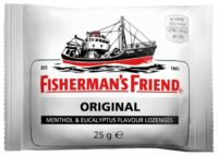 FISHERMANS FRIEND ORIGINAL PASTILLI 25G