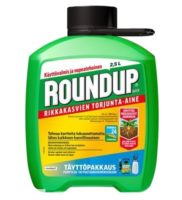 ROUNDUP QUICK REFILL 2,5L