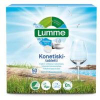 LUMME KONETISKITABLETTI 50 KPL