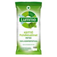LUMME PUHDISTUSLIINAT KEITTIÖ 60 KPL