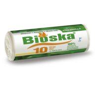 BIOSKA BIOJÄTEPUSSI 10L 15KPL