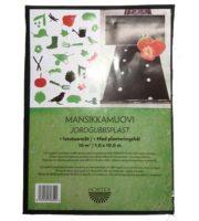 MANSIKKAMUOVI + ISTUTUSREIÄT 1,0 X 10 M