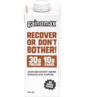 GAINOMAX LEAN RECOVERY CHOCOLATE & COFFE 250ML