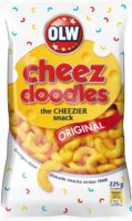 OLW CHEEZ DOODLES 220G *HUOM PE 30.3*