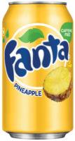 FANTA PINEAPPLE USA 0,355ML