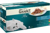 GOURMET PERLE CHEFS COLLECTION KISSANRUOKA 85G X 60 PS