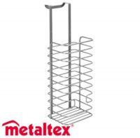 METALTEX GALILEO MUOVIPUSSIN SÄILYTYSTELINE 36X11,5X12CM