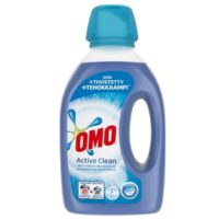 OMO ACTIVE CLEAN PYYKINPESUAINE WHITE 1L