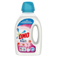 OMO + COMFORT PYYKINPESUNESTE STRAWBERRY & LILY KISS 1L