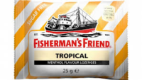 FISHERMANS FRIEND TROPICAL 25G