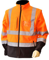 PROTECT SOFTSHELL PUSERO EN471 XS-XXL