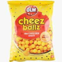 OLW CHEEZ BALLZ 225 G