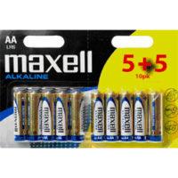 MAXELL PARISTO AA LR6 10-PACK