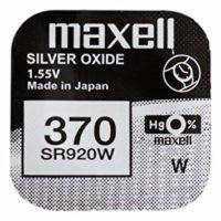 MAXELL 370 SR920W 1,55V