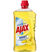 AJAX BOOST YLEISPESUAINE LEMON 1L