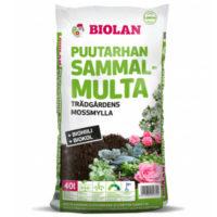 BIOLAN LUOMU PUUTARHAN SAMMAL MULTA 40L