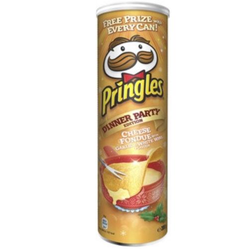 PRINGLES CHEESE FONDUE 200G